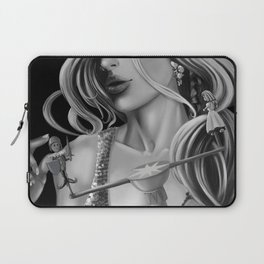 Lychgate 1st Edition Book Cover Laptop Sleeve