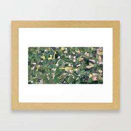 Fileds Framed Art Print