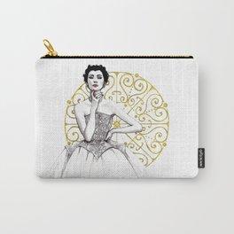 Vintage Balenciaga Carry-All Pouch