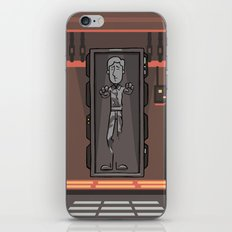 EP6 : Han Solo in Carbonite iPhone & iPod Skin