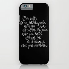 Be Soft iPhone 6s Slim Case