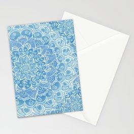 Blueberry Lace Stationery Cards