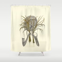 TREES NEVER LIED 07 Shower Curtain