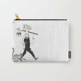 Wanderer Cat Carry-All Pouch