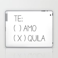 Tequila Laptop & iPad Skin