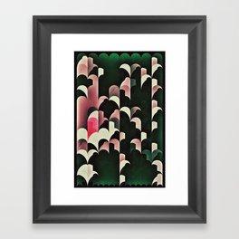 Nuvo Fyylds Framed Art Print