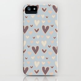 Aesthetics: abstract pattern iPhone Case