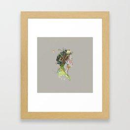 Frida (1) Framed Art Print
