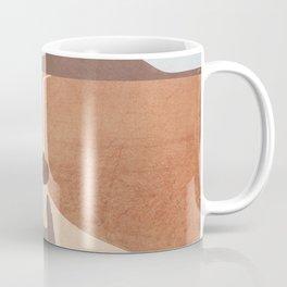 Through the Desert Highway IV Coffee Mug