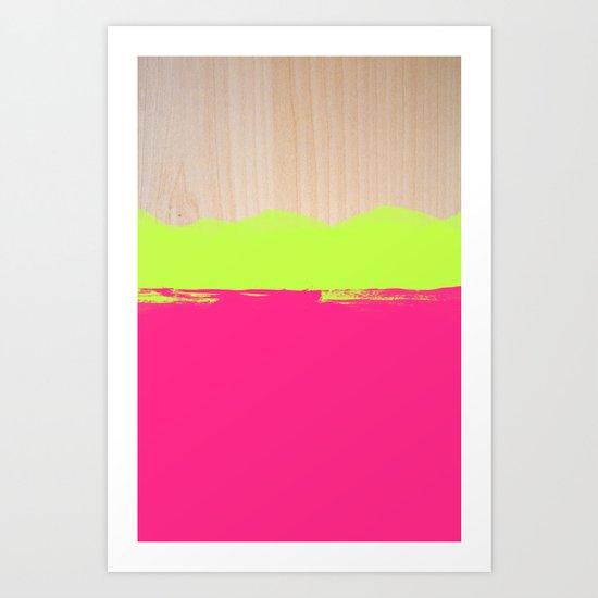 Sorbet VIII Art Print