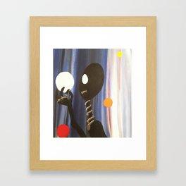 Black Body, Water, & Wonder Framed Art Print