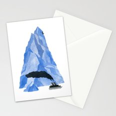 The Living Iceberg Stationery Cards