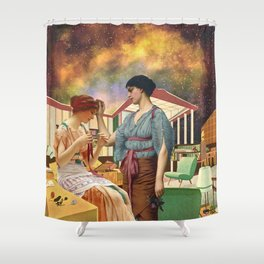 Stand In Front Of You Shower Curtain