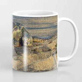 Enjoying the Morning Sun Coffee Mug