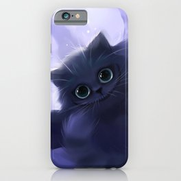 Chess Cat iPhone Case
