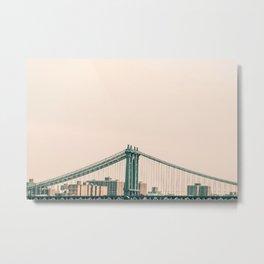 Bridges Of NYC Part 2 Metal Print