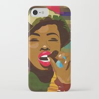 army iPhone & iPod Cases featuring Army Fatigue by Original Bliss