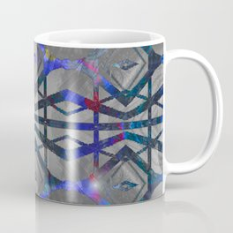 Sparkle Feng Shui Water Element Abstract Print Coffee Mug