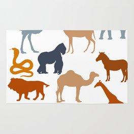 Safari Pattern Rug