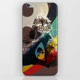 Love ve love love... iPhone Skin