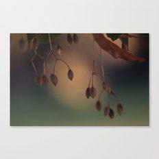 Autumn fantasies Canvas Print