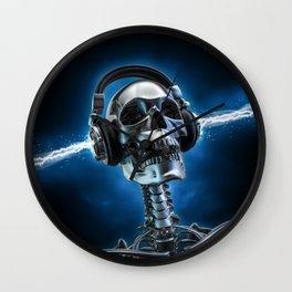 Soul music Wall Clock