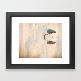 Endangered Framed Art Print