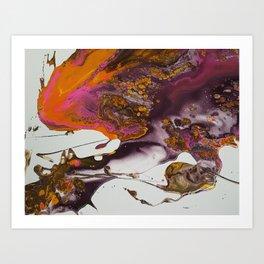Amphibious Art Print