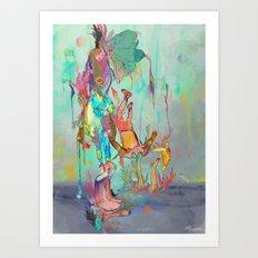 Soulipsism Art Print