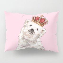 Prince Baby Polar Bear Pillow Sham