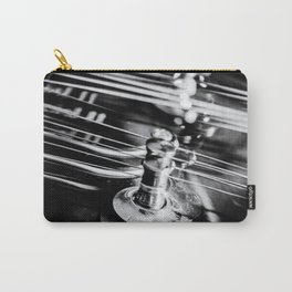 Strings Attached an electric guitar abstract Carry-All Pouch