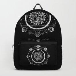 Boho Moon Backpack