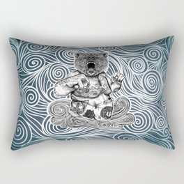 Gizzly Rectangular Pillow