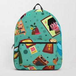 Living Retro Backpack