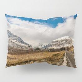 Mountain Highway Snowdonia Pillow Sham
