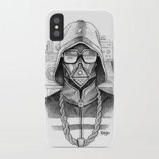 Def Vader iPhone X Slim Case