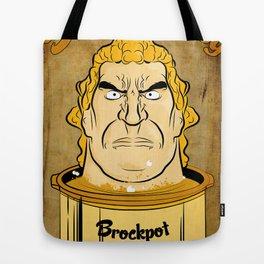 Brockpot Tote Bag