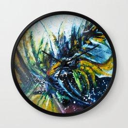 Spring odour Wall Clock