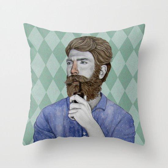 Igor Throw Pillow