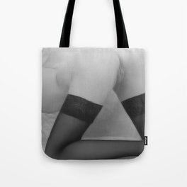 Sexy Thigh Highs  Tote Bag