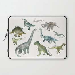 Dinosaurs Laptop Sleeve