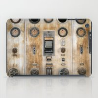 nemo iPad Cases featuring Captain Nemo by inogitna (Antigoni Chryssanthopoulou)