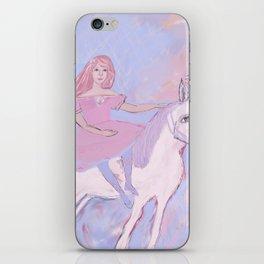 Caroline's Circus of Wonder and Sea Shells iPhone Skin