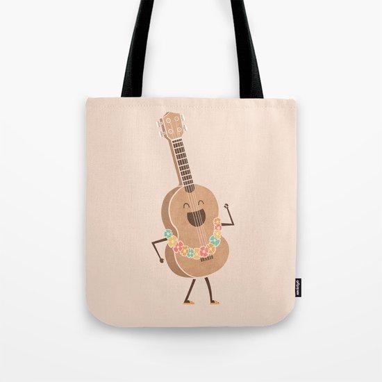 Always Happy Tote Bag