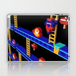 Inside Donkey Kong stage 4 Laptop & iPad Skin