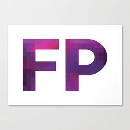 FALSE PERSPECTIV Canvas Print