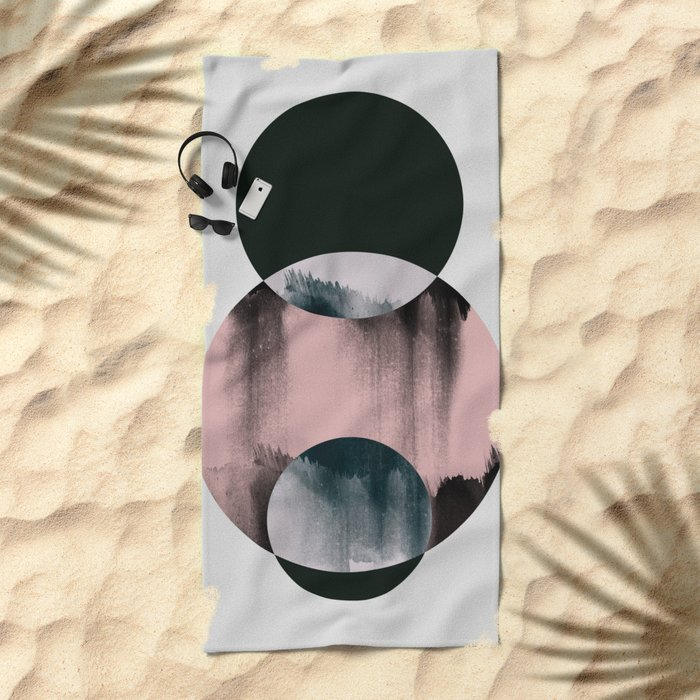 Minimalism 14 Beach Towel