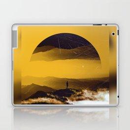 YELLOW MORNING Laptop & iPad Skin