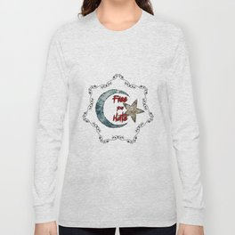Free your Hate Long Sleeve T-shirt