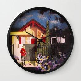 Interno 17 / Apartment 17 Wall Clock